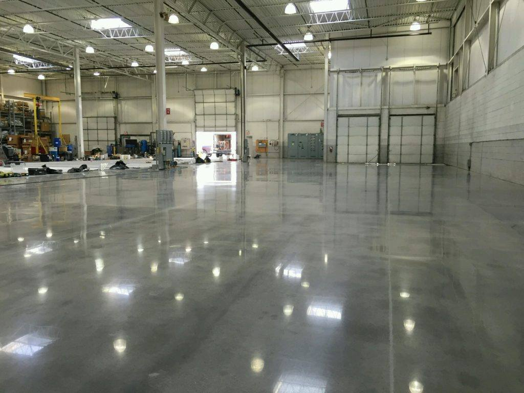 Concrete Polishing Jacksonville